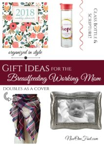 Gift Ideas for the Breastfeeding Working Mom