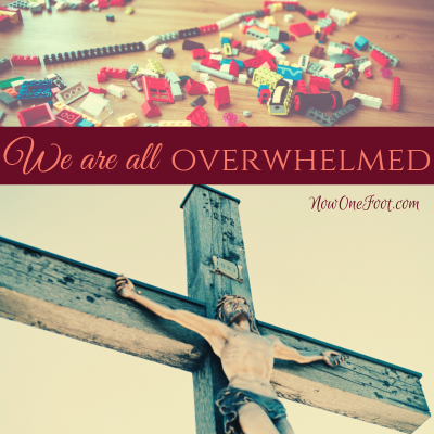 We are all overwhelmed